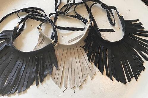 Leather Fringe
