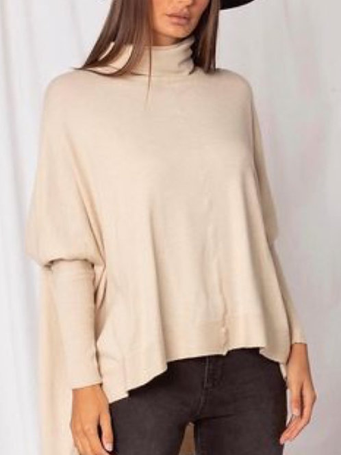Love Lily roll neck knit