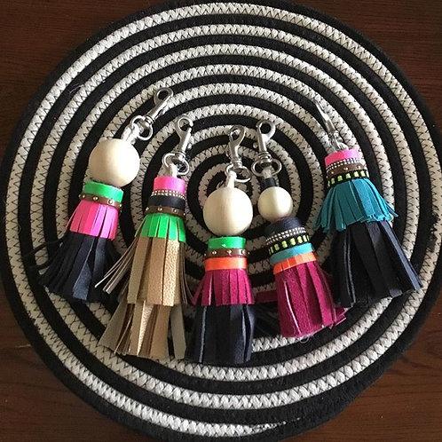 Tassel Keyrings/Bag tassels