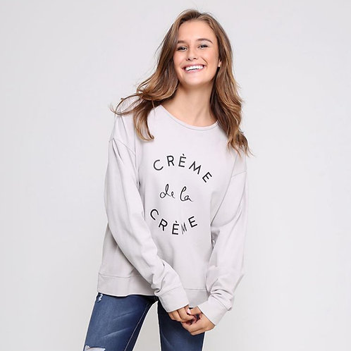 Creme de creme Sweater