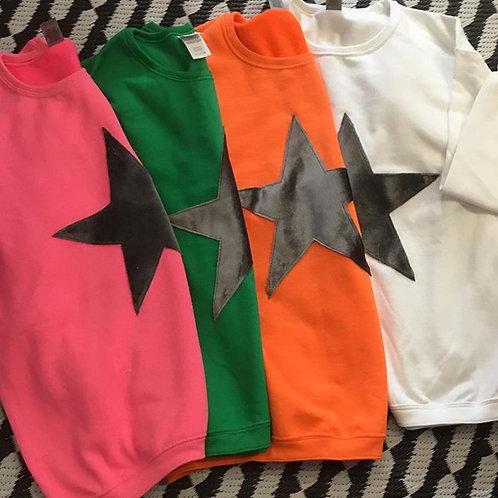 Velvet Star Sweater