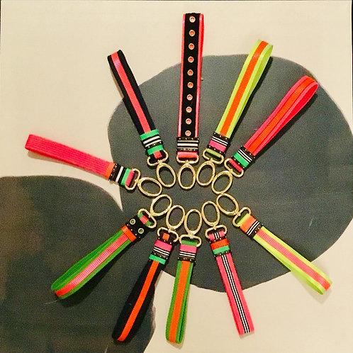 Key Rings & Clutch bag straps