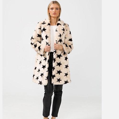 Sensational Star Fur Jacker