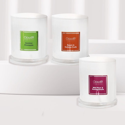 Cloud 9 Scented Soy Candles