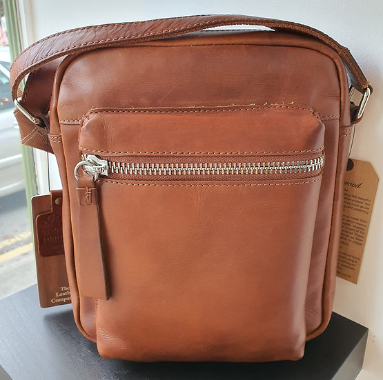 1661 Leather Body Bag