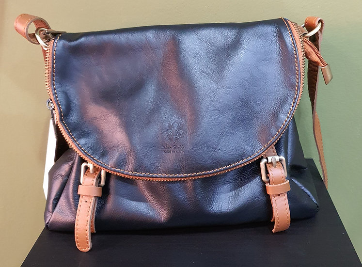 Flap Over Soft Leather