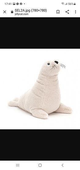 Jellycat Celena seal