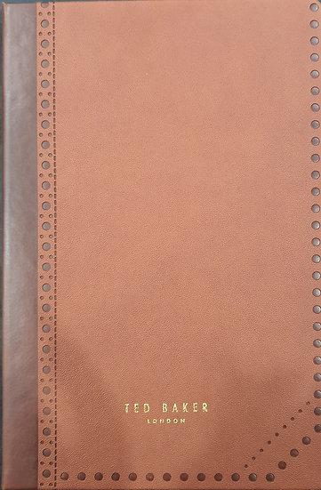 Ted Baker notebook