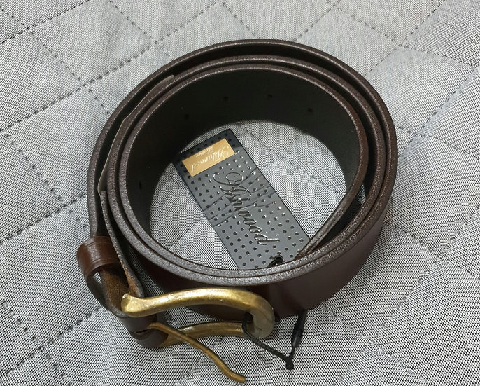 Belt-07 Leather Belt 4cm