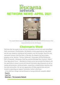 FP.The Leucaena Network April 2021 Newsl