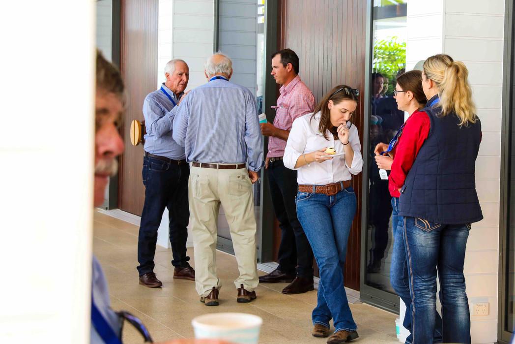 Confererence Don Gerard Peter Nikki Laur