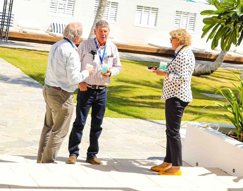 Nick Kempe, Bill and Gail Blackley.jpg