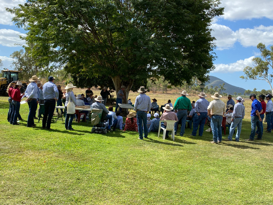 Conference Field Day Byrne Valley Group2