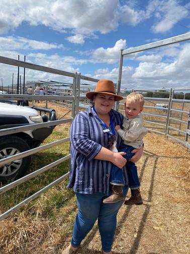 Conference Field Day CSIRO Casey and Oli