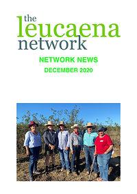 FP The Leucaena Network December 2020 Ne