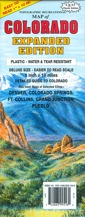 E-1 Colorado Expanded Edition