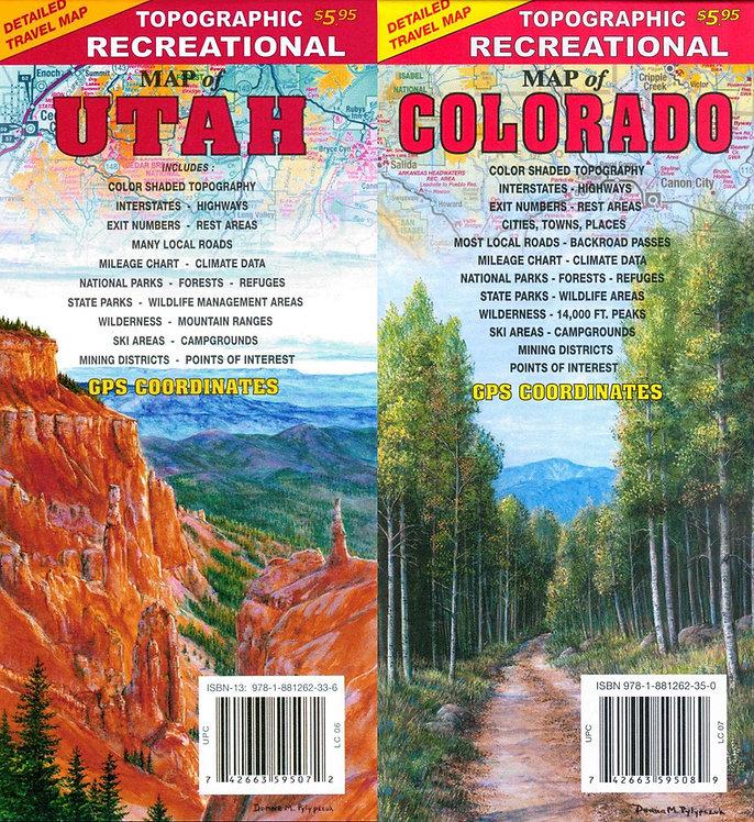 Colorado and Utah Bundle