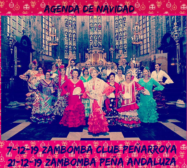 Navidad Zambomba Fiesta Por Villancicos
