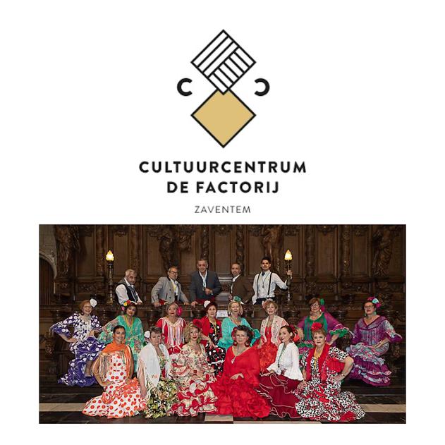 Actuacion el 26 de octubre de 2019 en el Centro de Cultura De Factorij-Zaventem a las 19h30. Tickets