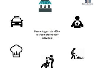 Desvantagens de ser Microempresário Individual (MEI)