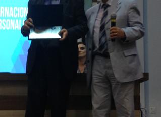 Prof. Dr. Clayton Reis é homenageado no II Congresso Internacional de Direitos da Personalidade