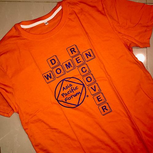 Women Do Recover APF Tshirt