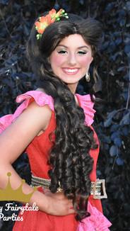 Latin Princess