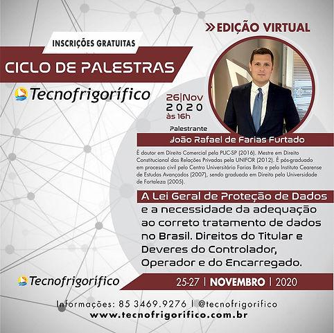PALESTRAS joao rafael TECNO VIRTUAL 2020