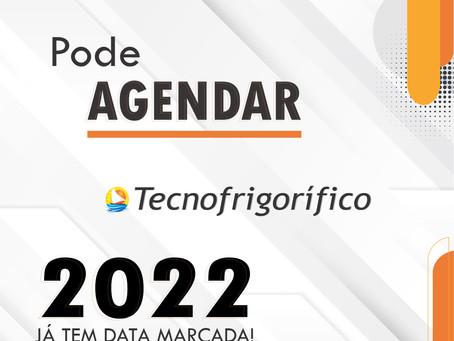 11, 12 E 13 DE MAIO DE 2022 - PODE AGENDAR!