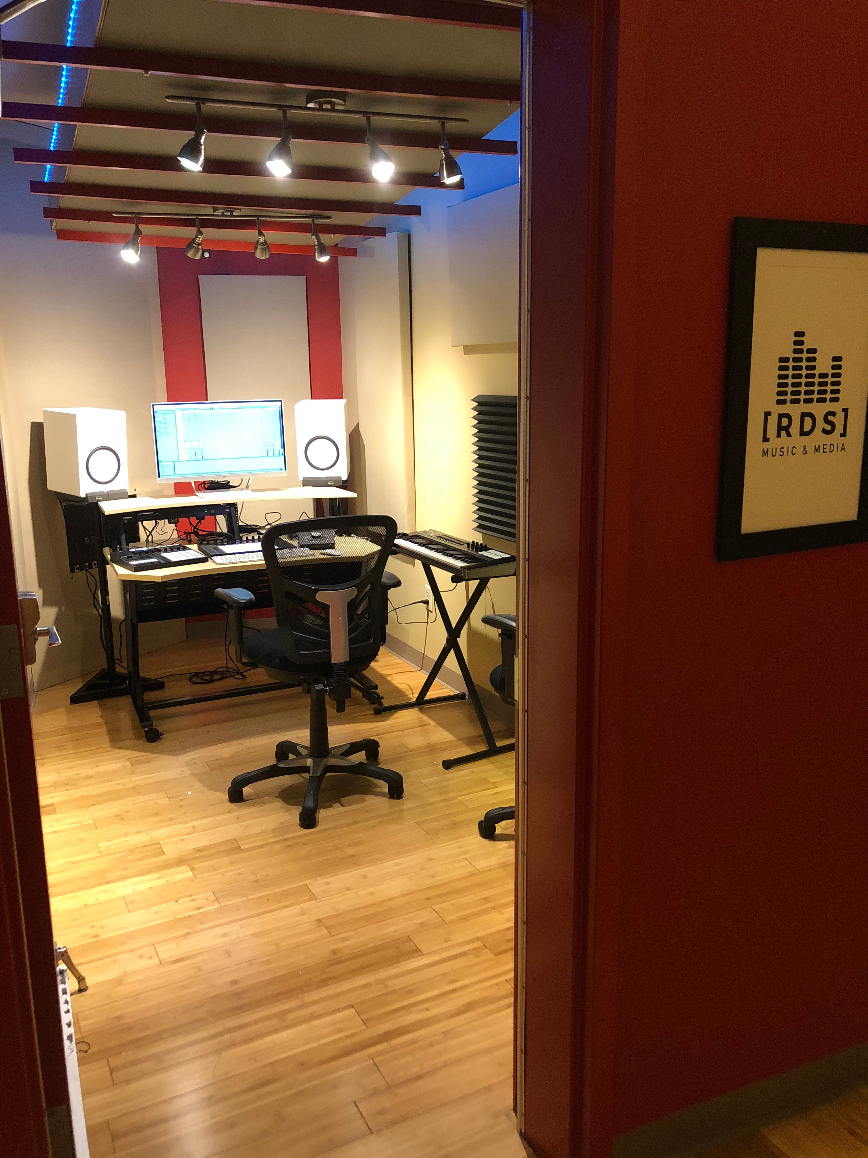 Intro to Music Production and Recording