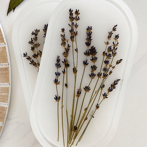 lavender catch all tray