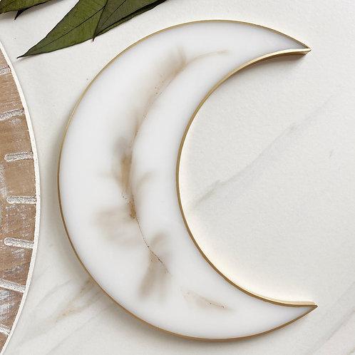 moon flat tray