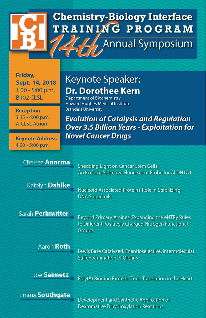14th Annual Symposium