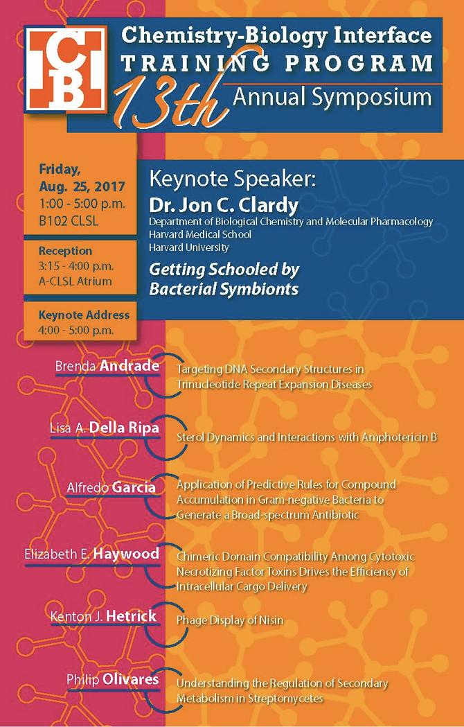 13th Annual Symposium