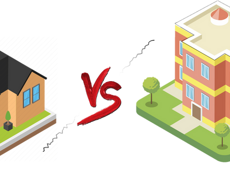 Top 5 Reasons to Upgrade Houses to Commercial Real Estate