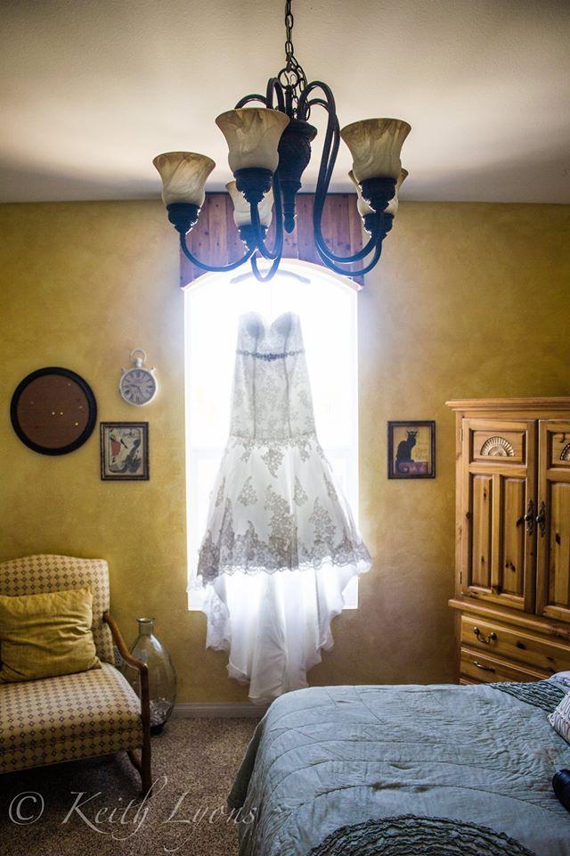 Dress in the Window