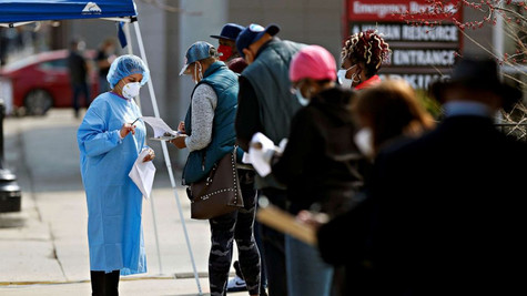 Black America faces increased health and economic risks from Covid-19