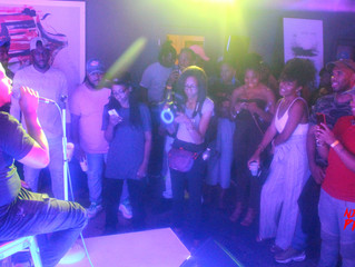 Recognize Everything Ain't Limited- Ronnie Eriic's Album Listening Party