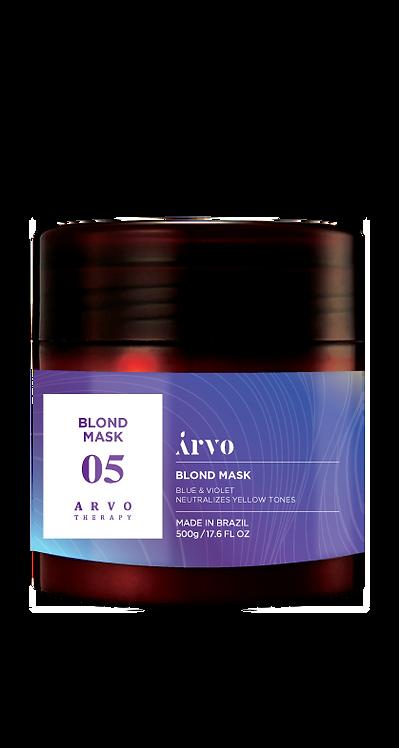 05 Blond Mask Blue & Violet 500g