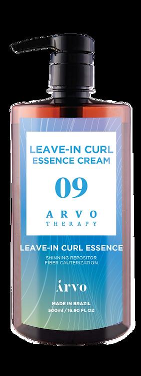 09 Leave-in Curl Cream 500g