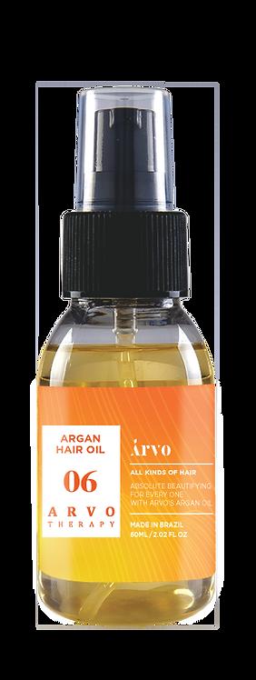 06 Argan Hair Oil 60ml