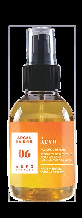 06 Argan Hair Oil 100ml