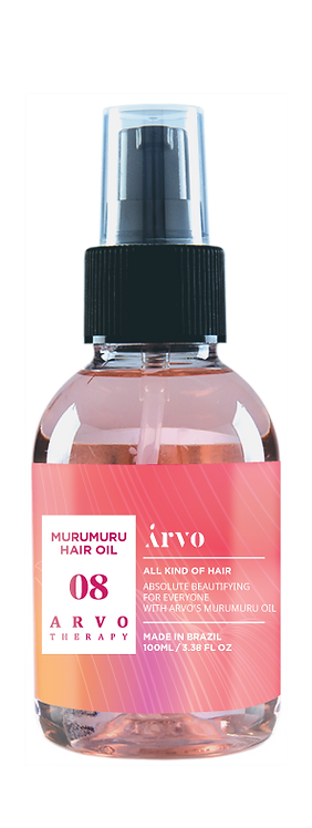 08 Murumuru Hair Oil 100ml