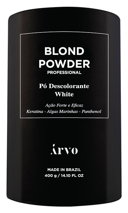 Blond Powder Descolorante Branco 400g