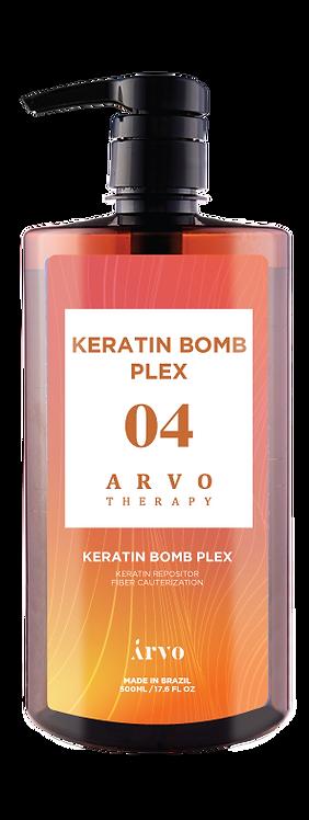 04 Keratin Bomb Plex 500ml