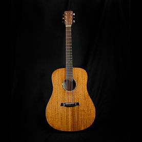 mahogany guitar dreadnought