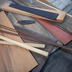Starting a custom Bent Twig Guitar