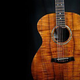 all koa guitar