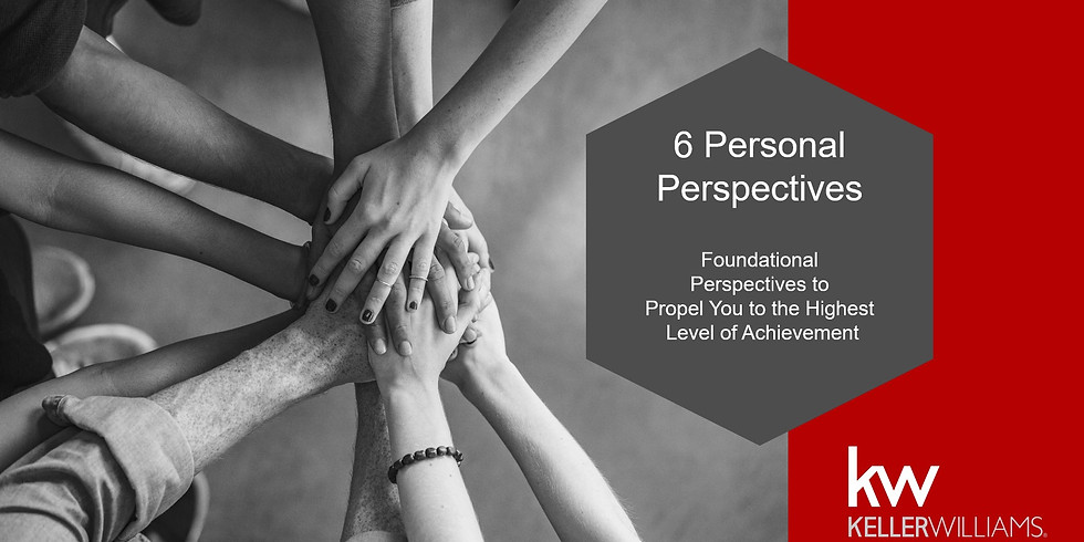 Six Personal Perspectives with Nicky Stevenson