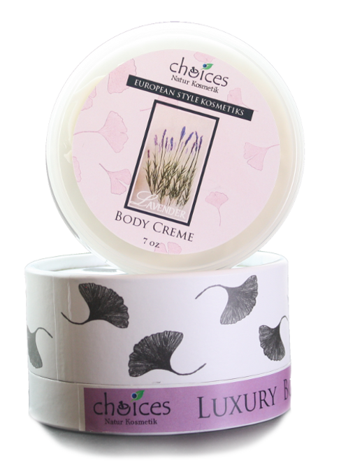 Lavender Body Creme